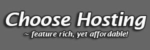 Choose Domain Names Limited t/a Choose Hosting